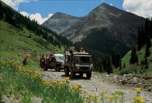 Evening La Plata Canyon Tour