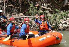 San Miguel One Day Rafting Trip