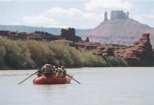Colorado River Three Day Inflatable Kayak Trip