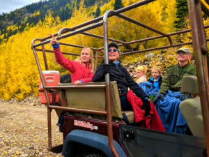 Durango Colorado Jeep Tours-Mild to WIld