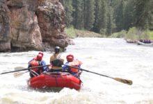 Piedra River Rapids