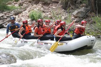 San Miguel River Rafting