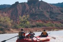 Colorado River Afternoon Half Day Kayak Trip