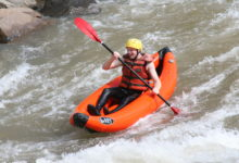 Lower Animas Kayaking