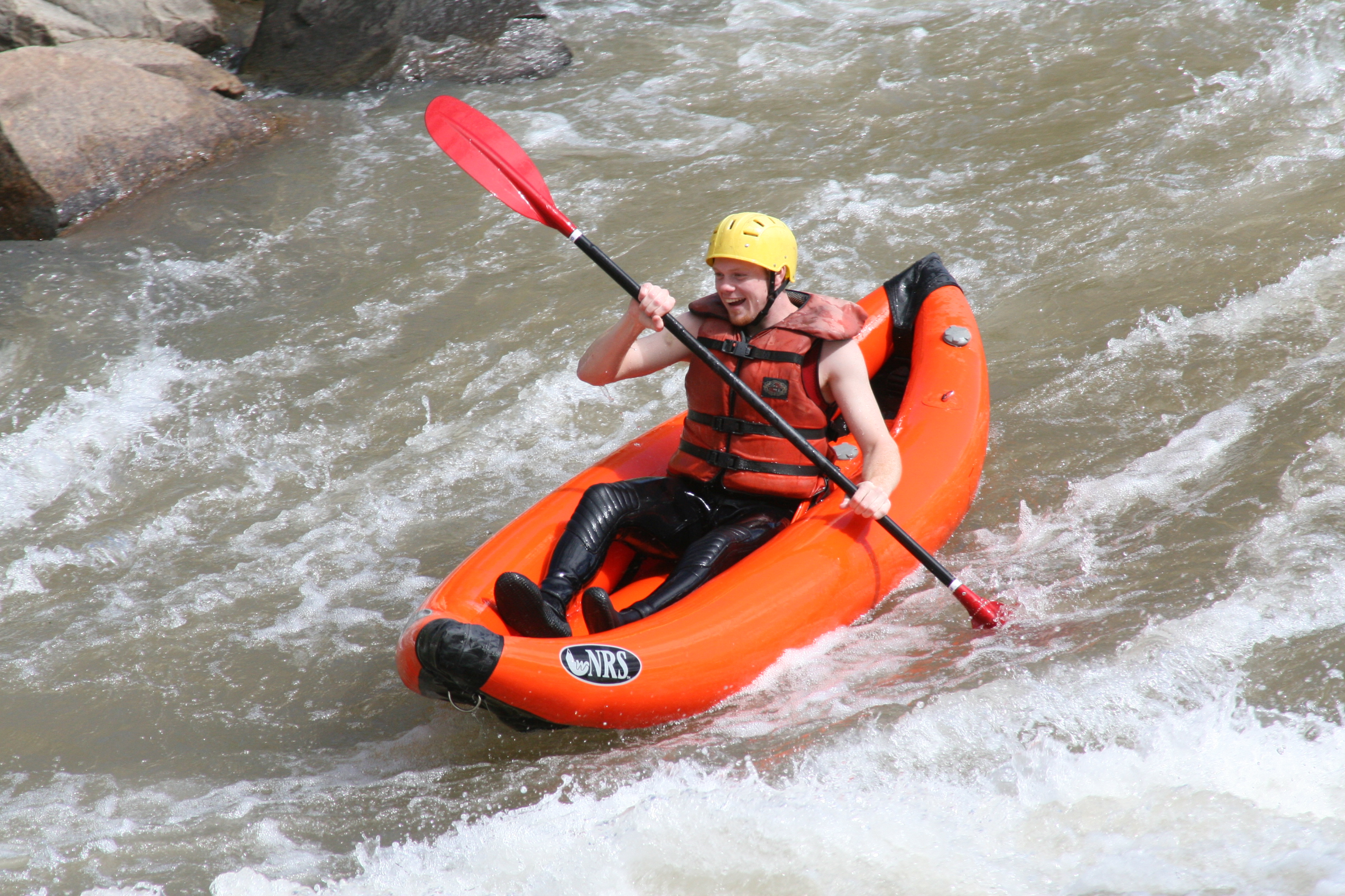 Lower Animas River Kayaking
