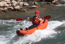 Animas River Kayaking