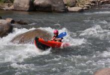 Lower Animas Half-Day Kayak Trip