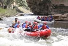 Lower Piedra River Rafting