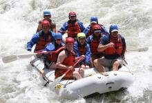AZ Salt River Rafting