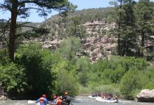 San Miguel Two Day Rafting Trip