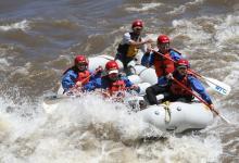 AZ Salt River Rafting