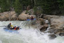 Upper Animas River Rafting
