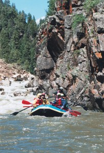 Lower Piedra River