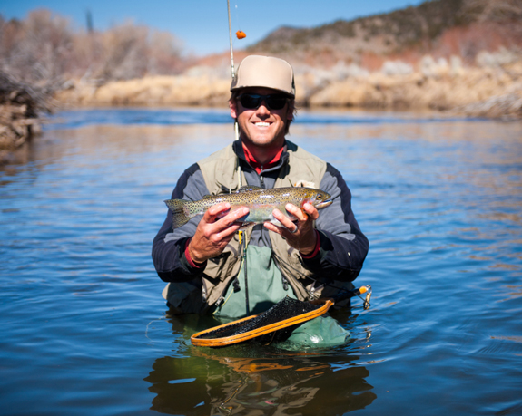 5 things to do outside in durango co for Colorado river fly fishing
