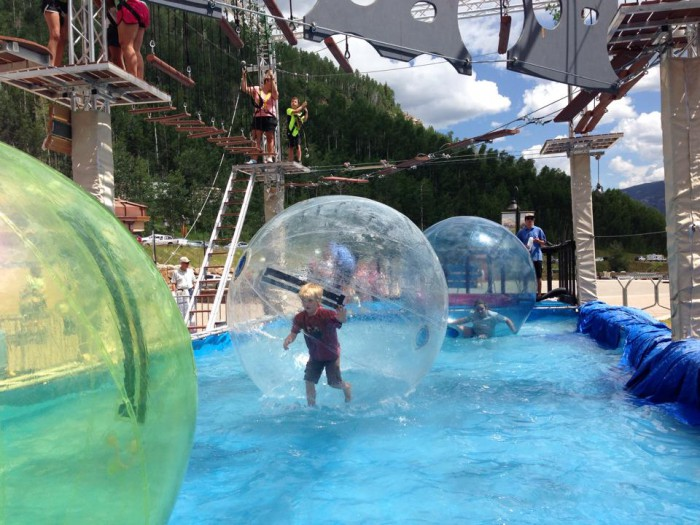 Durango Vacation: Water Runner at Purgatory Resort