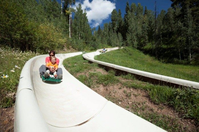 Durango Vacation: Alpine Slide at Purgatory Resort