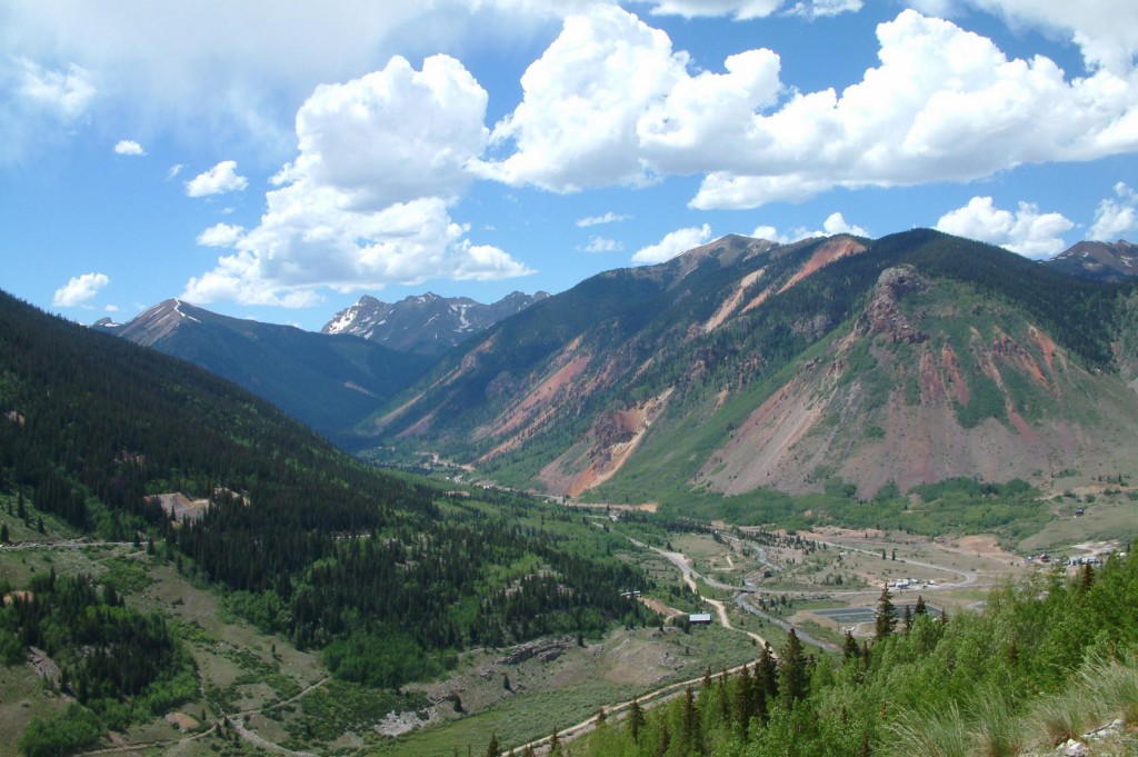 Hiking in Silverton