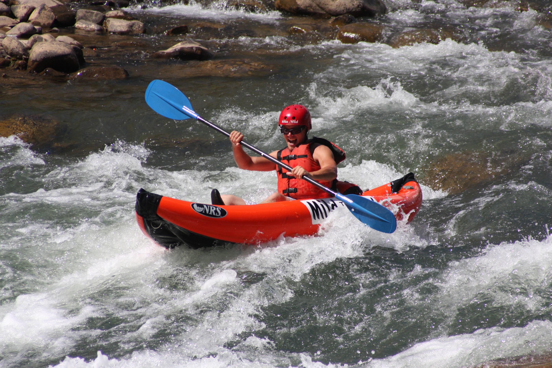 Lower Animas River Kayaking