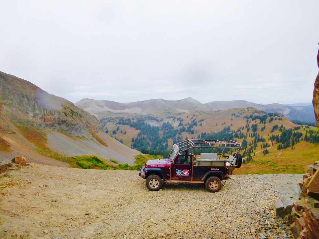 Colorado Jeep Tour for Your Colorado Adventure
