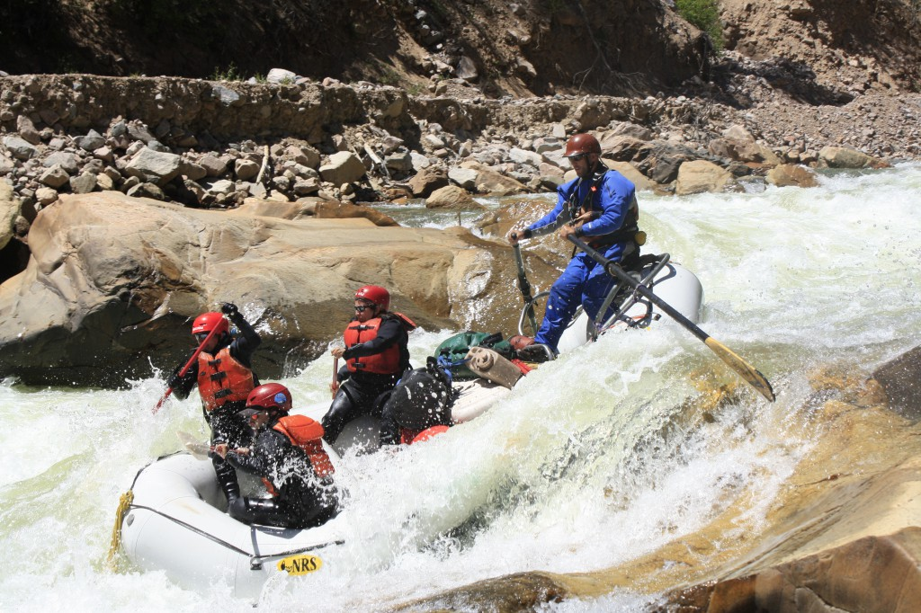 Animas River Rafting