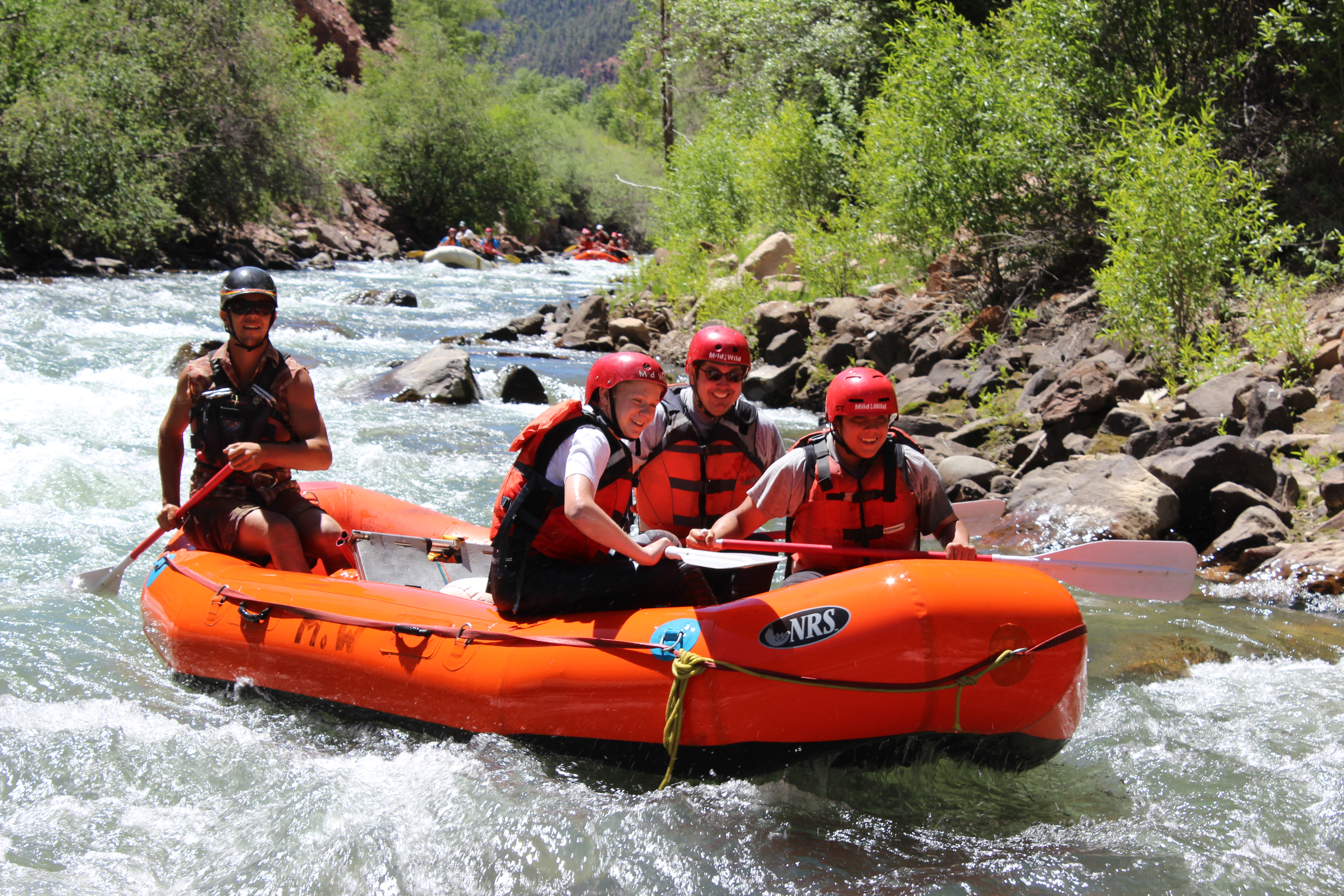 Telluride Vacation - San Miguel River