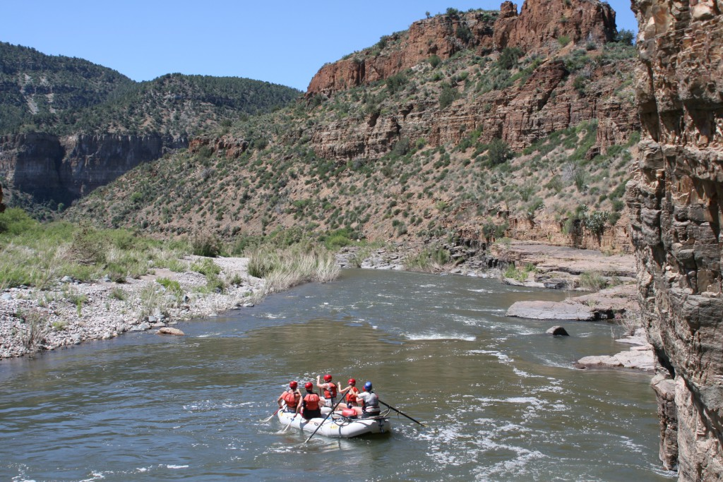 Whitewater Rafting Arizona