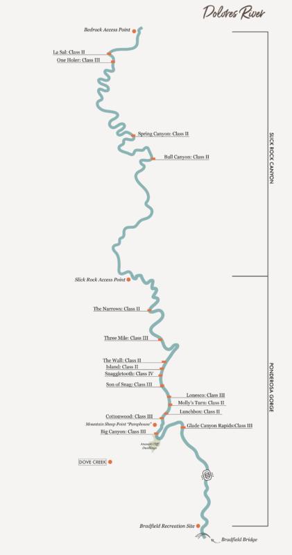 Dolores River Colorado Map.Dolores River Rafting Cortez Mild2wildrafting