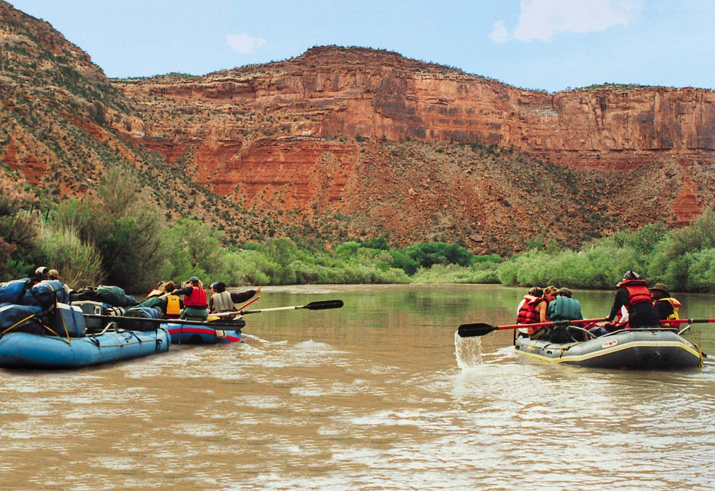 Dolores River Rafting