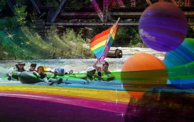 Pride Float