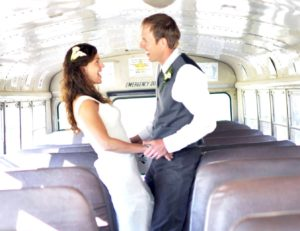 Charter Bus Wedding Durango Colorado - Mild to Wild